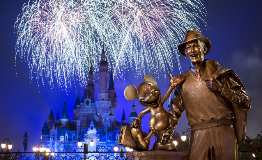 The Grand Opening Celebration of Shanghai Disney Resort to be Presented as Special Telecast
