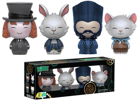 Alice Through The Looking Glass Dorbz Pack Coming To SDCC