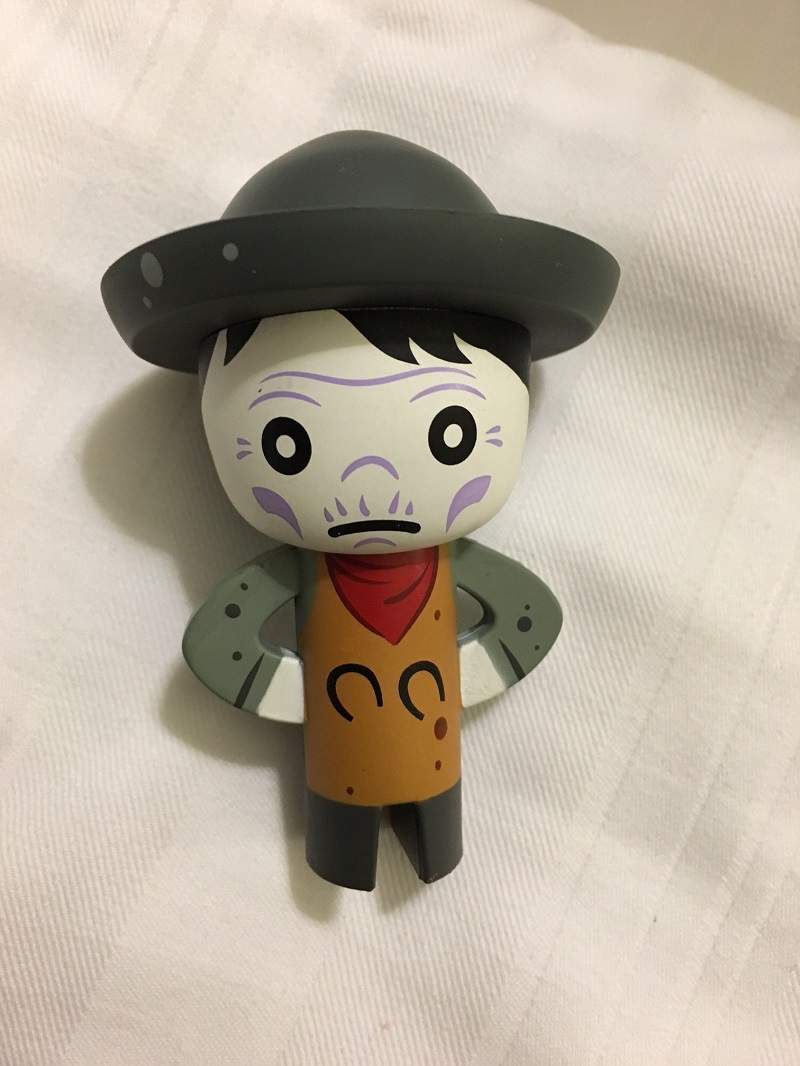 More Park Starz Series 4 Variants Discovered