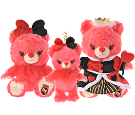 New Red Berry Queen of Hearts Unibearsity Out Now in Japan!!!
