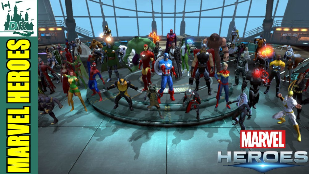Taking On The Skrull | Marvel Heroes 2016 3rd Anniversary