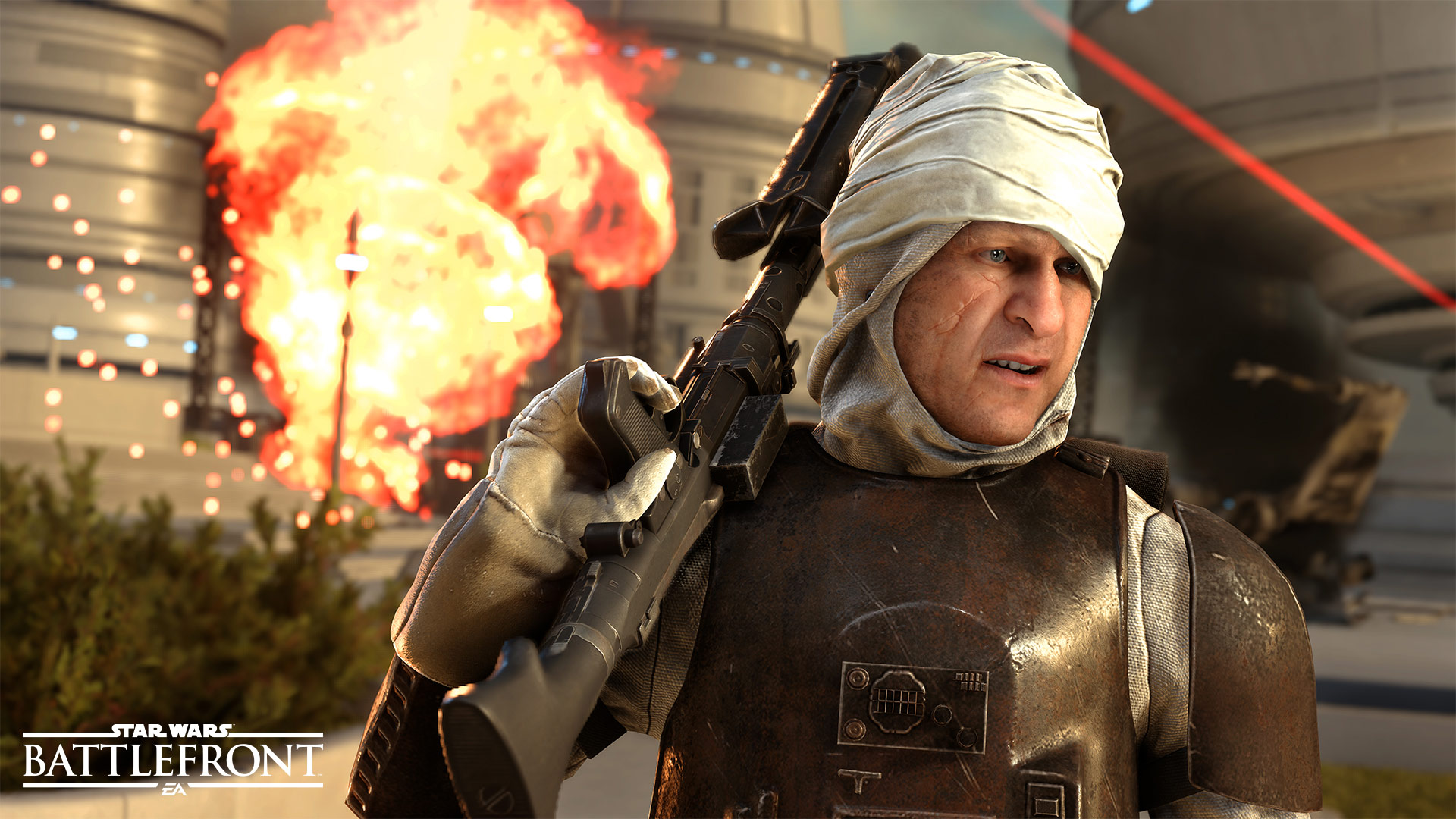 Bespin Expansion Pack Now Available For Star Wars Battlefront