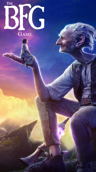 The BFG Game Out Now On Mobile Devices