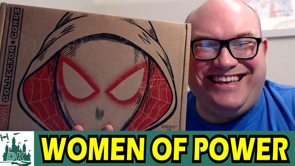 Women Of Power | Funko Marvel Collector Corps Unboxing