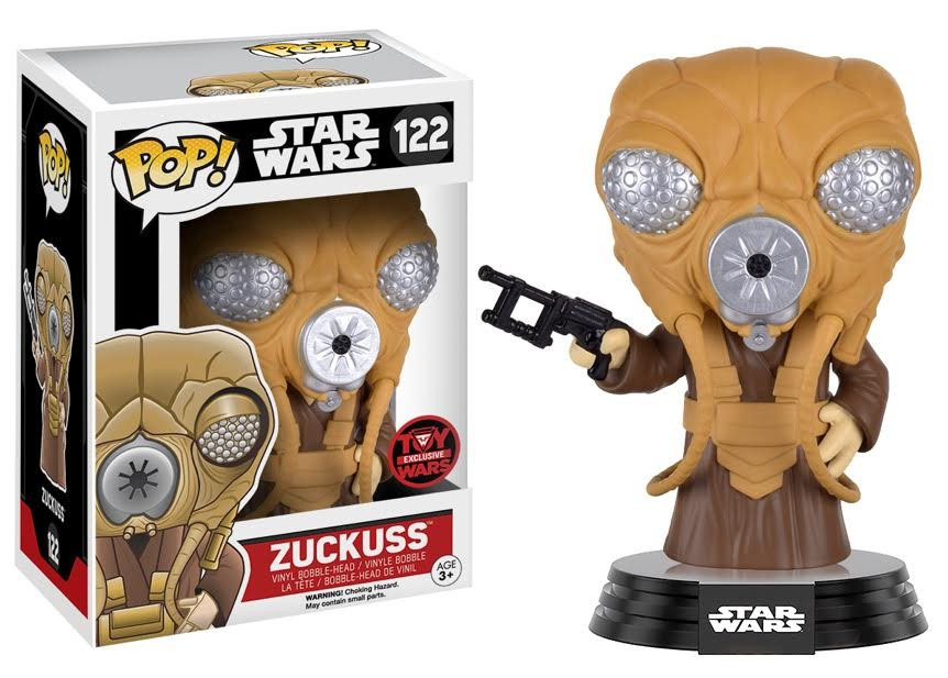 Toy Wars Brings Another Bounty Hunter To the Star Wars Pop Lineup