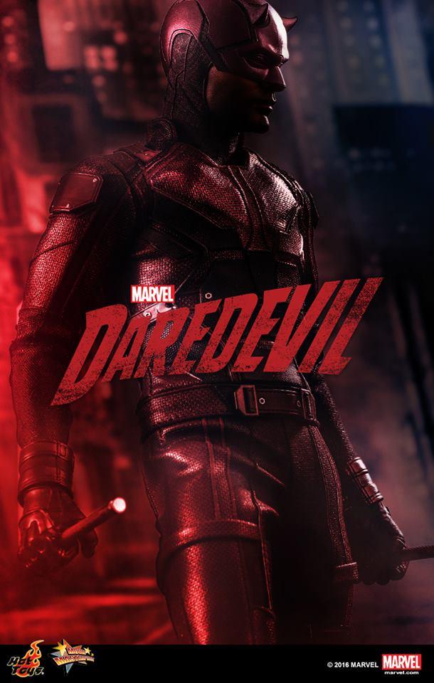 Daredevil Hot Toys Figure Preview