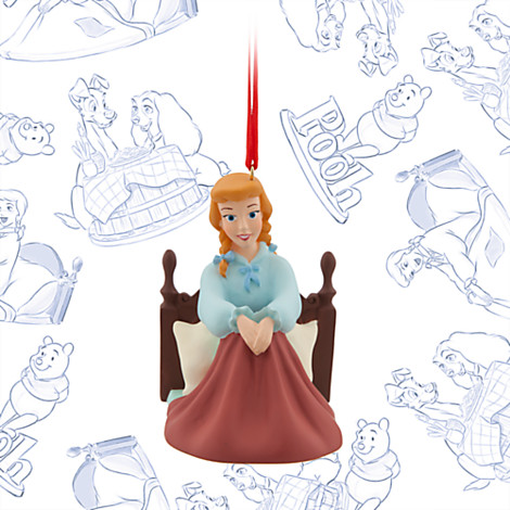 Cinderella – July's Sketchbook Ornament Out Now