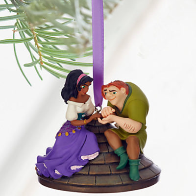 New Sketchbook Ornaments Online At The Disney Store