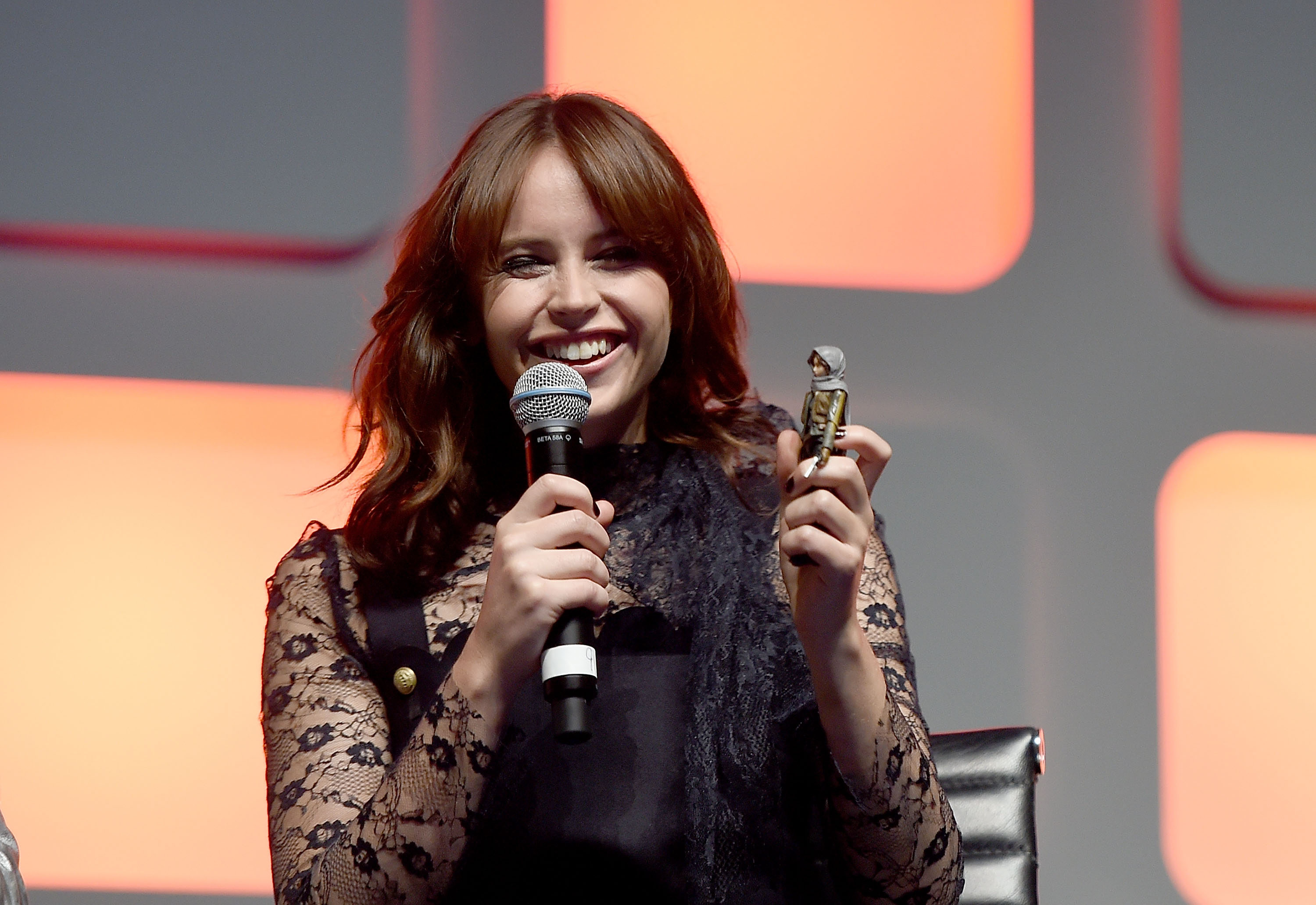 Rogue One: A Star Wars Story Jyn Erso Action Figure Revealed
