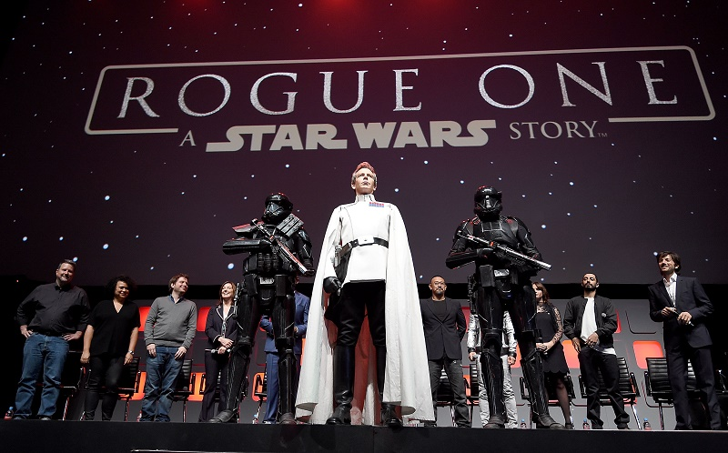 Rogue One: A Star Wars Trailer Released At Star Wars Celebration
