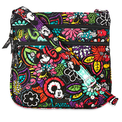 3e1c55e70fb New Mickey s Magical Blooms Collection by Vera Bradley Available ...