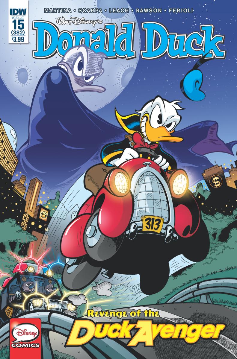 Disney LongBox Reviews : Donald Duck #15