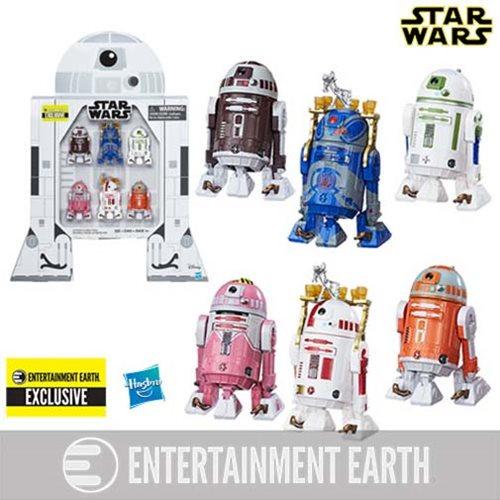 Star Wars The Black Series Astromech Droids 3 Set Coming Soon