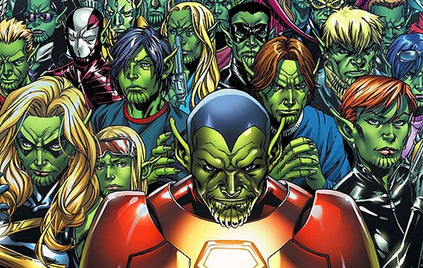 Skrulls Are Confirmed As Co-Owned By Marvel & Fox