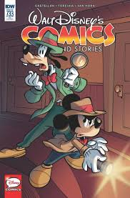 Disney LongBox Reviews: Walt Disney's Comics and Stories #733
