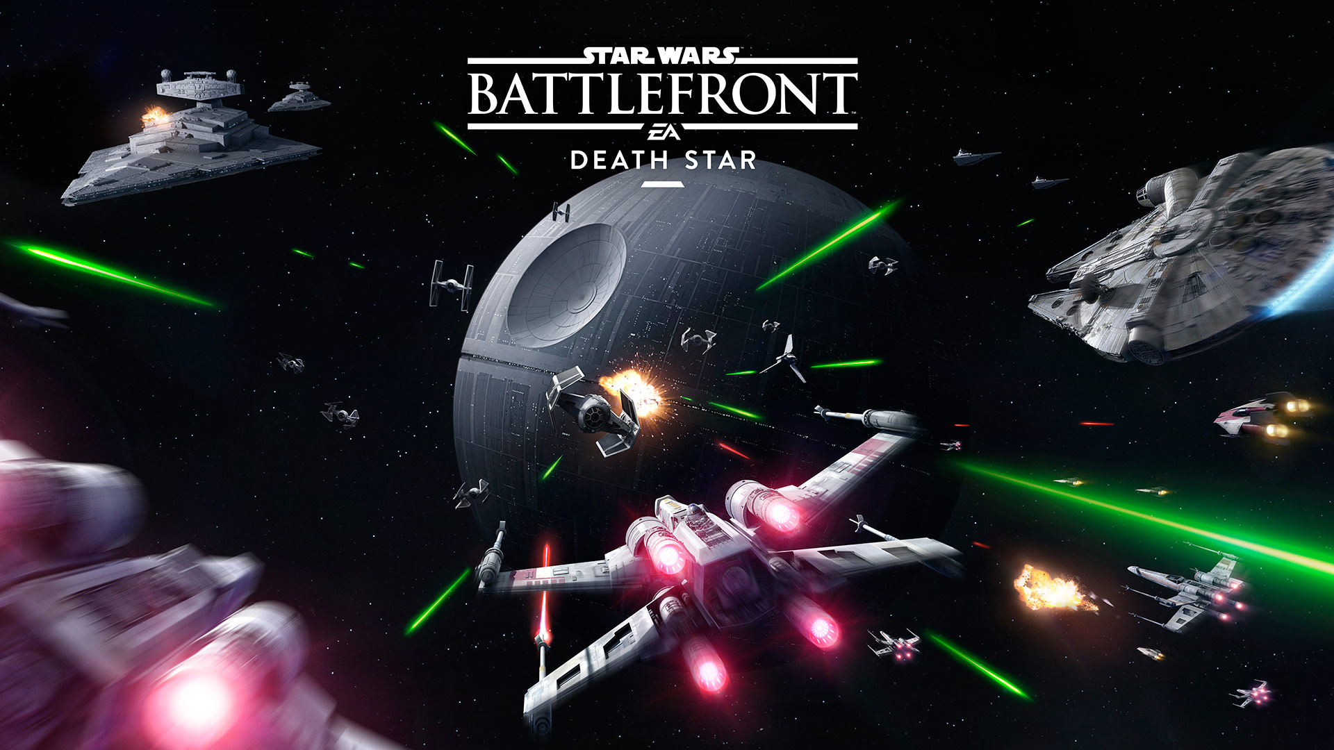 Star Wars Battlefront Death Star Expansion Details Announced At Star Wars Celebration