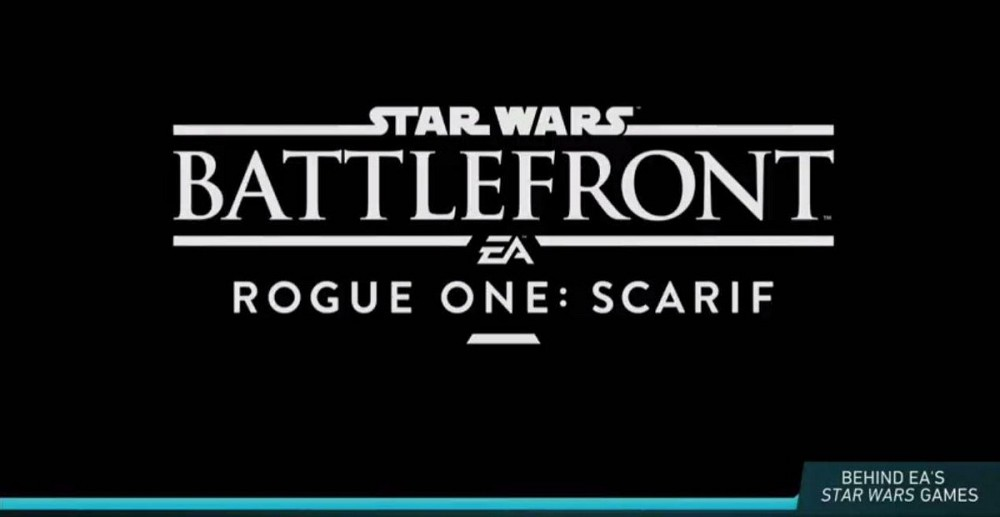 Rogue One: Scarif Coming To Star Wars Battlefront
