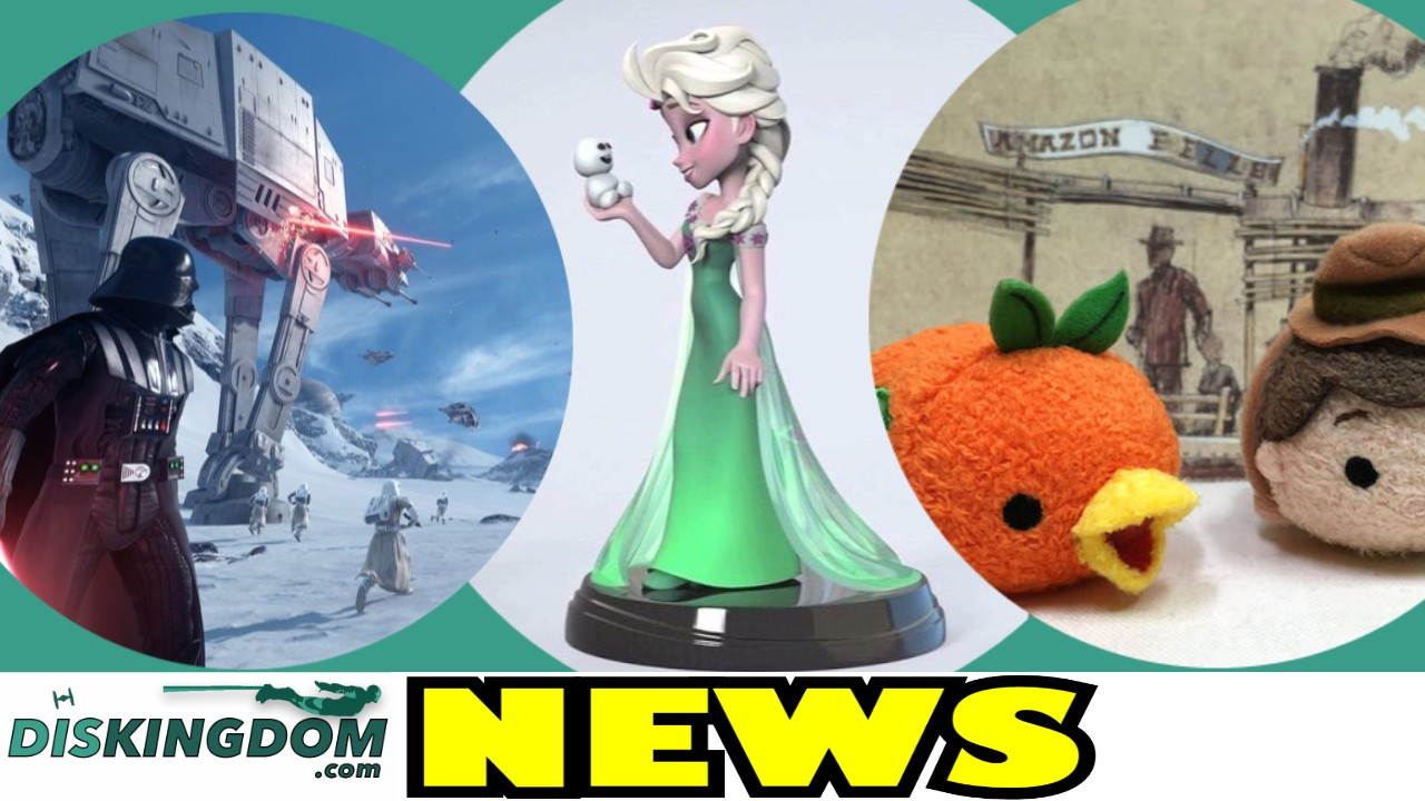 Adventureland Tsum Tsum Collection Coming Soon | DisKingdom Daily News
