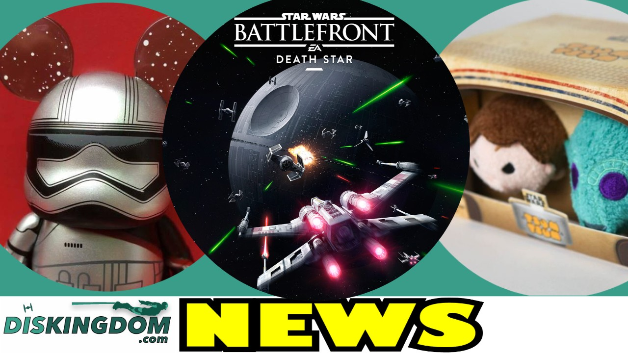 Star Wars Battlefront Death Star & Rogue One Expansion Packs Announced   DisKingdom Daily News