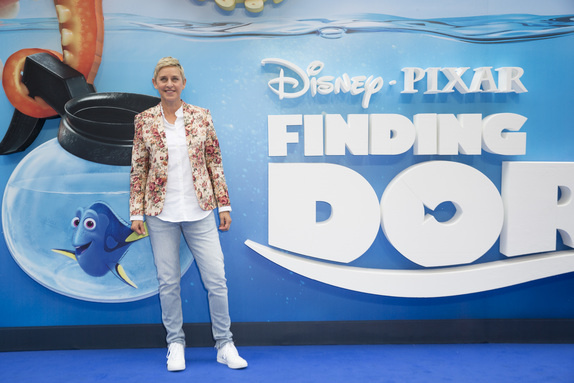 Finding Dory UK Premiere Photos