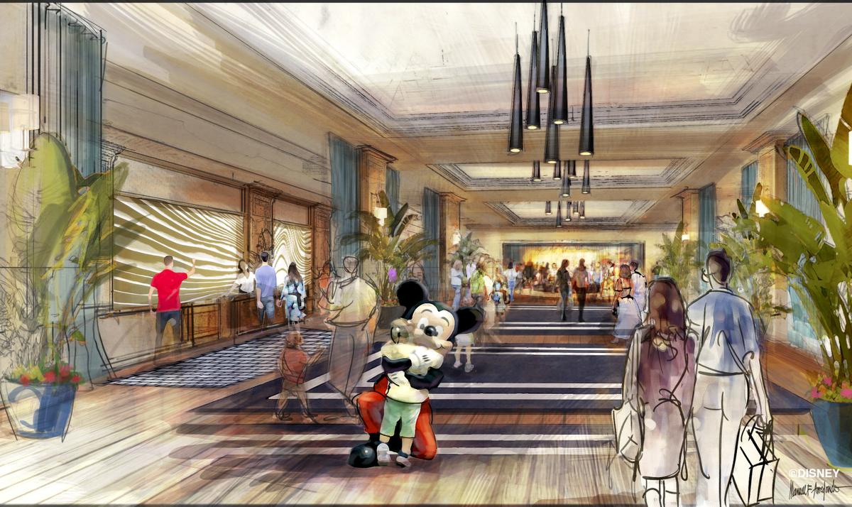 Anaheim City Council Agree Tax Incentive For New Disneyland Hotel