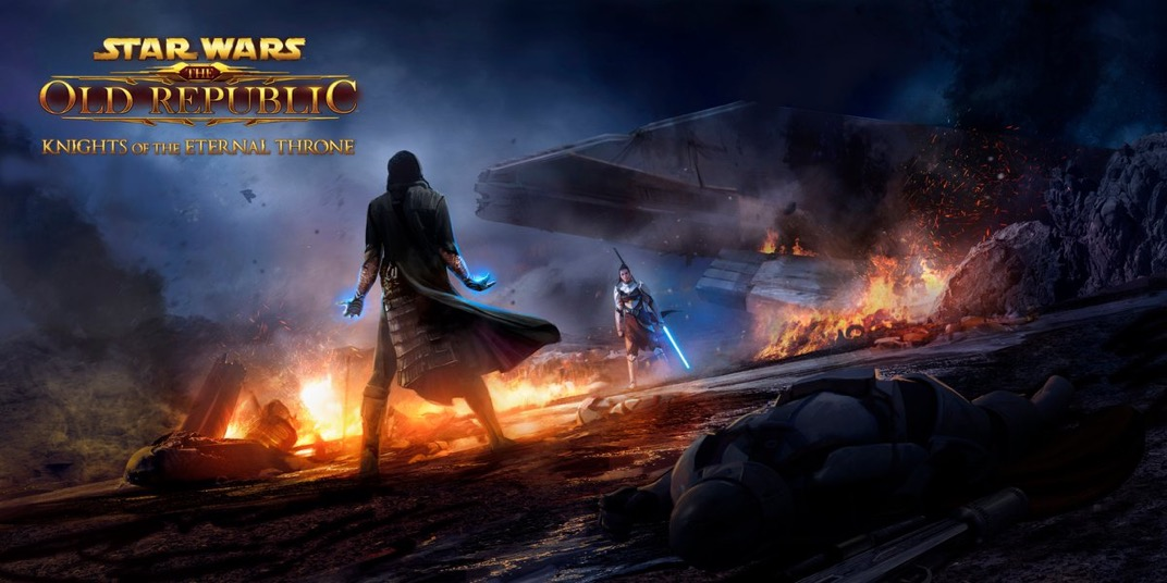 New Expansion Pack Announced For Star Wars: The Old Republic