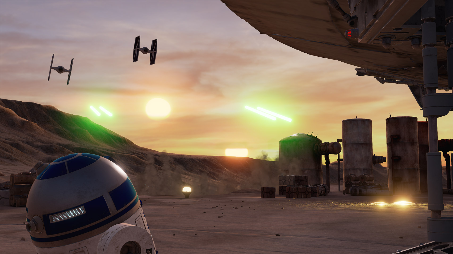 Star Wars VR Trials On Tatoonie Coming To Steam