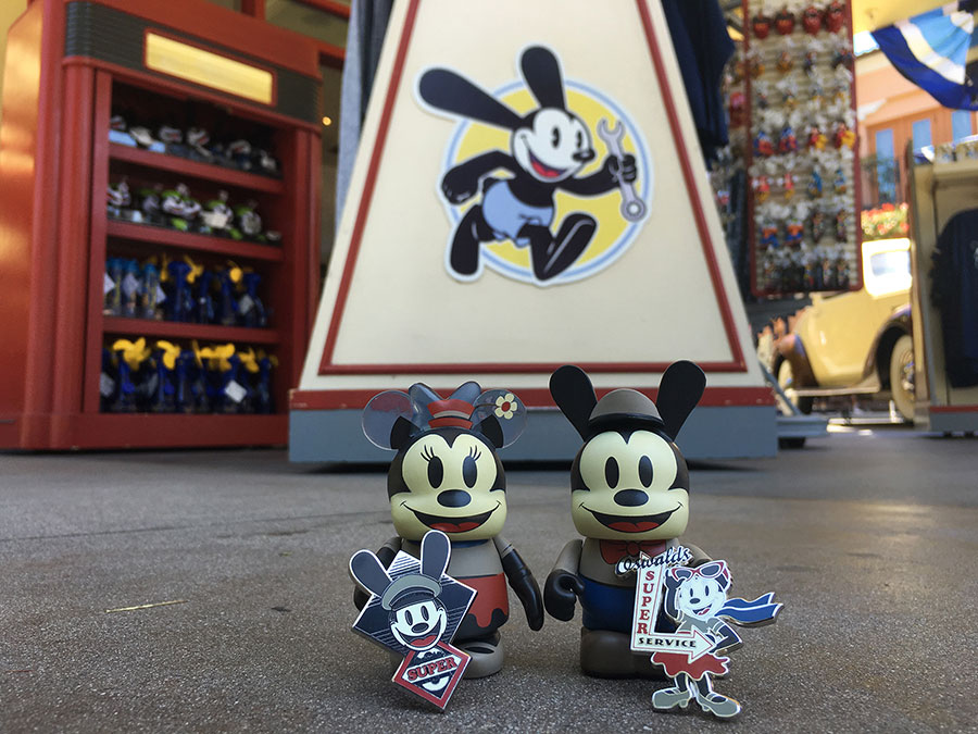 Oswald Amp Ortensia Vinylmation Eachez Coming Soon