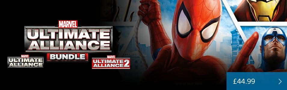 Marvel Ultimate Alliance Bundle Out Now | | DisKingdom com | Disney