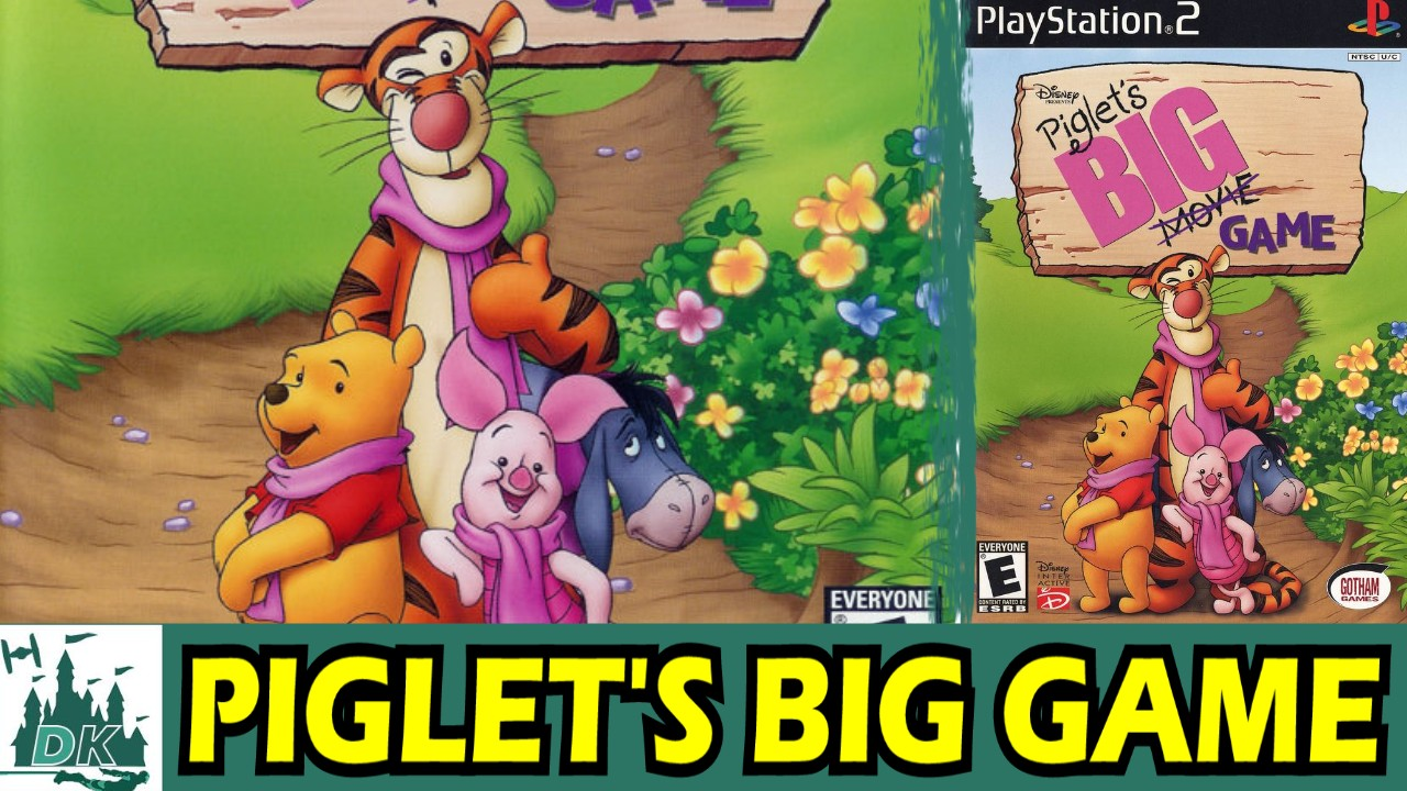 Piglet's Big Game | Retro Let's Play