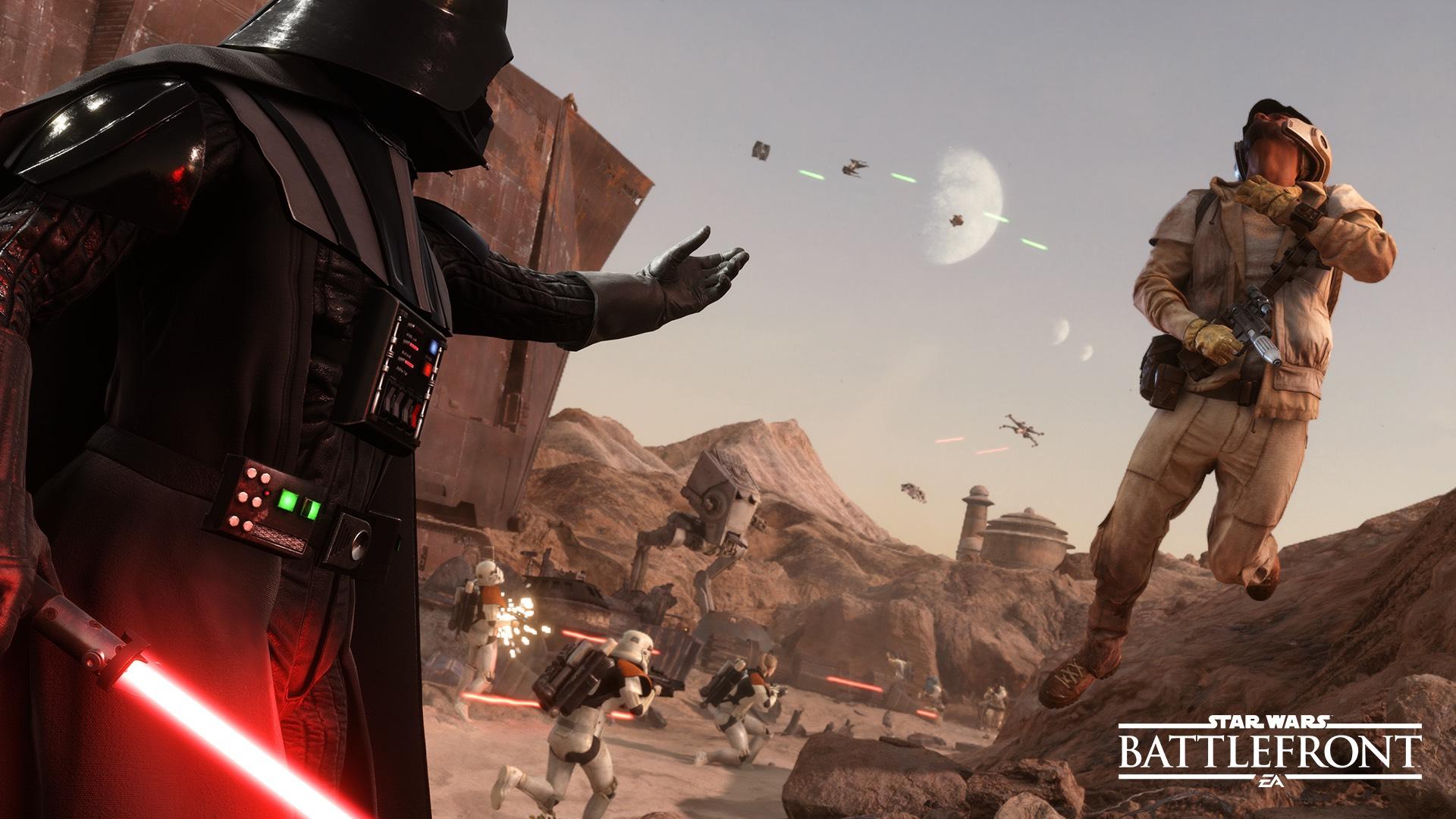 Offline Skirmish Mode Comes To Star Wars Battlefront