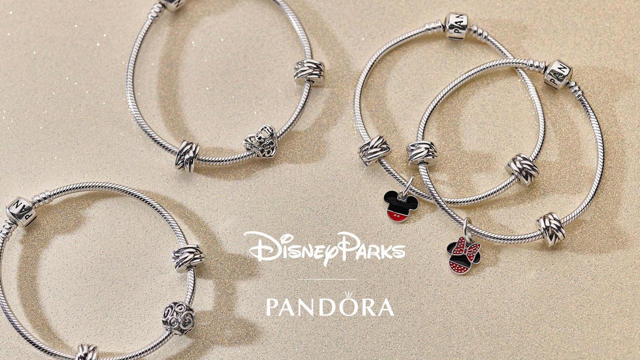 disney theme park pandora charms