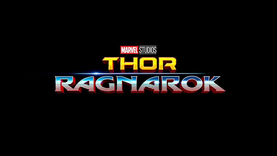 Thor: Ragnarok Logo Revealed At SDCC
