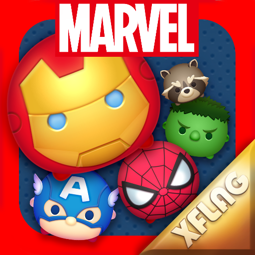 MARVEL Tsum Tsum Mobile Game Now Available on iOS and Android in North America