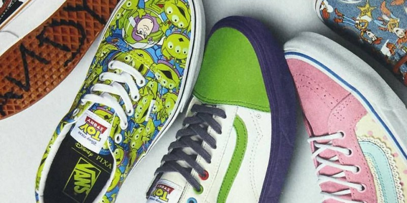 1e273a269e4b Toy Story Vans Collection Coming Soon