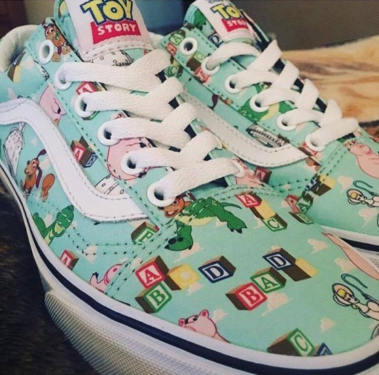 Vans Toy Story Danmark