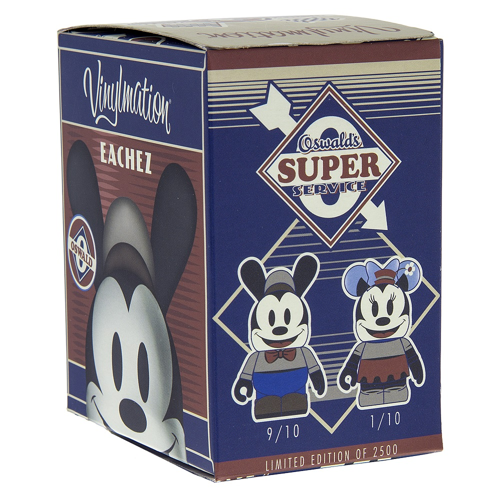 Oswald's Super Service Limited Edition Eachez Coming Soon To Disneyland
