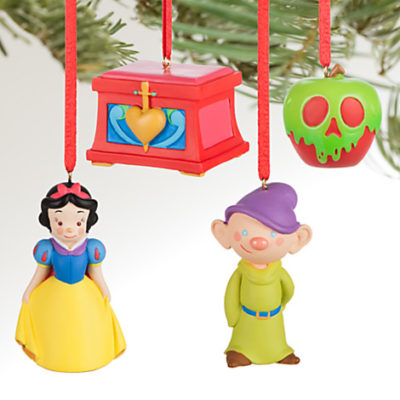 New Sketchbook Minis Ornament Sets Online At The Disney Store