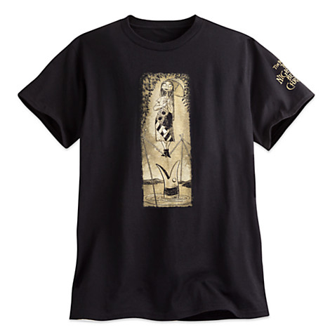 Haunted Mansion Holiday T-Shirt & Prints Out Now