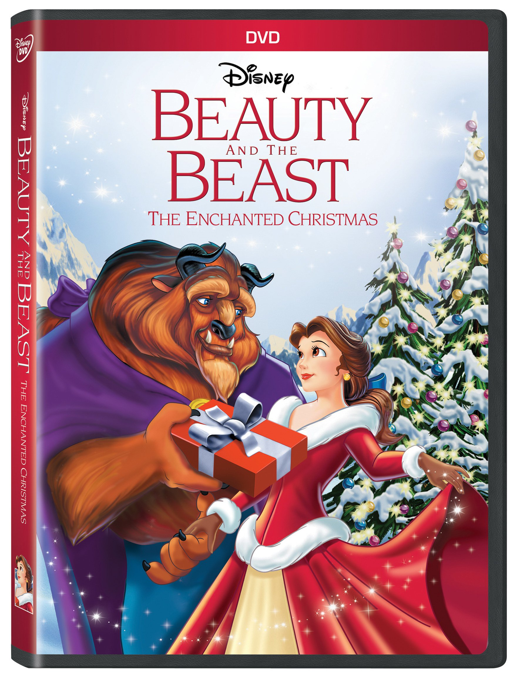 Beauty And The Beast: The Enchanted Christmas Home Video Re-Release Coming Soon