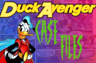 Duck Avenger Logo 2