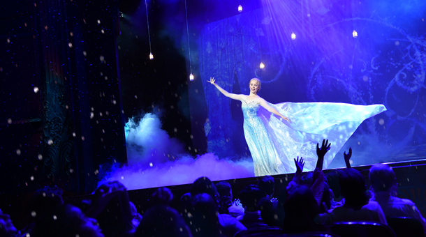 """""""Frozen, A Musical Spectacular"""" Coming To Disney Cruise Line"""