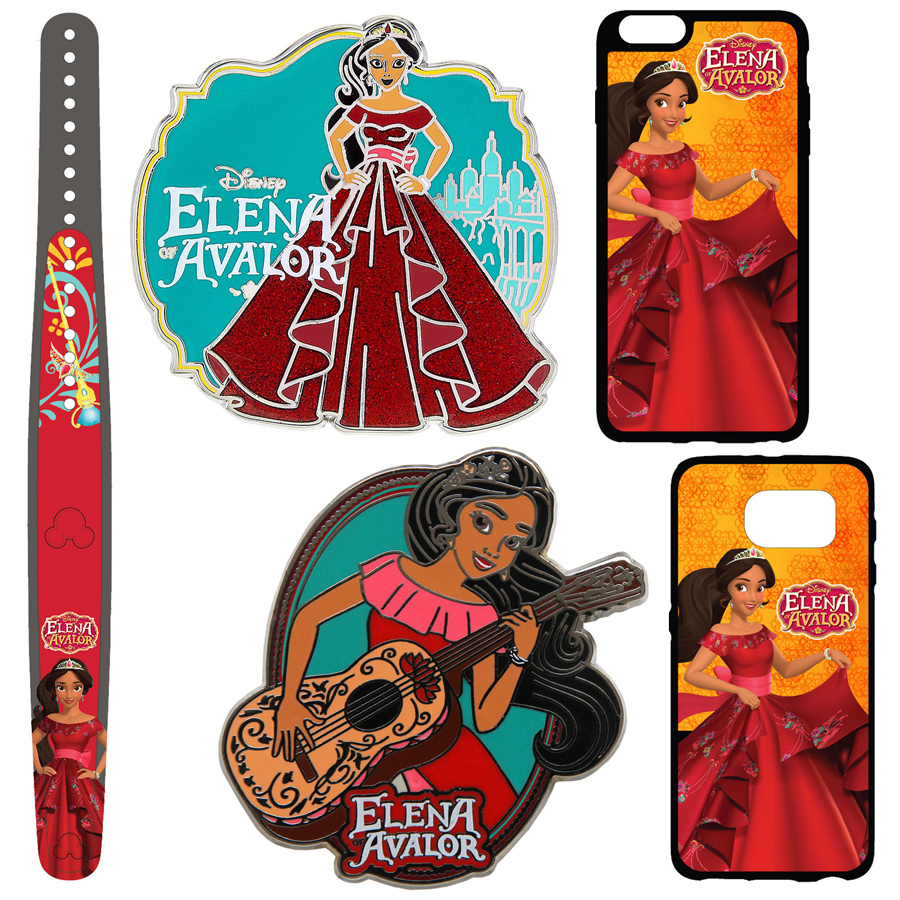 A Look At New Princess Elena of Avalor Merchandise