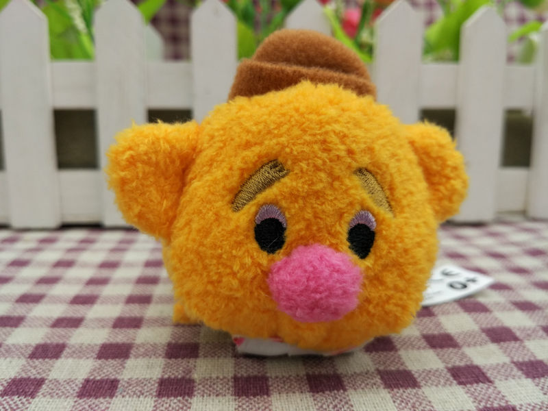 Fozzie Muppets Tsum Tsum Discovered