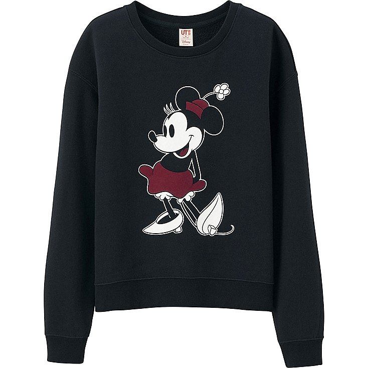 New Disney Sweats for Women Online at UNIQLO!!!