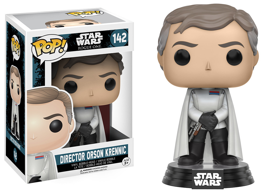First Look at the Rogue One Pop Vinyl Line