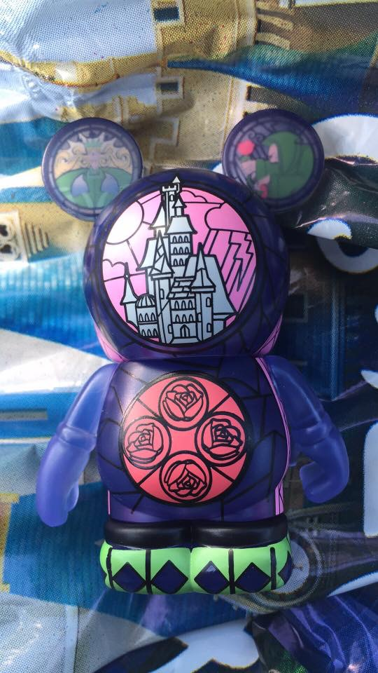 Beauty Amp The Beast Series 2 Vinylmation Chaser Discovered