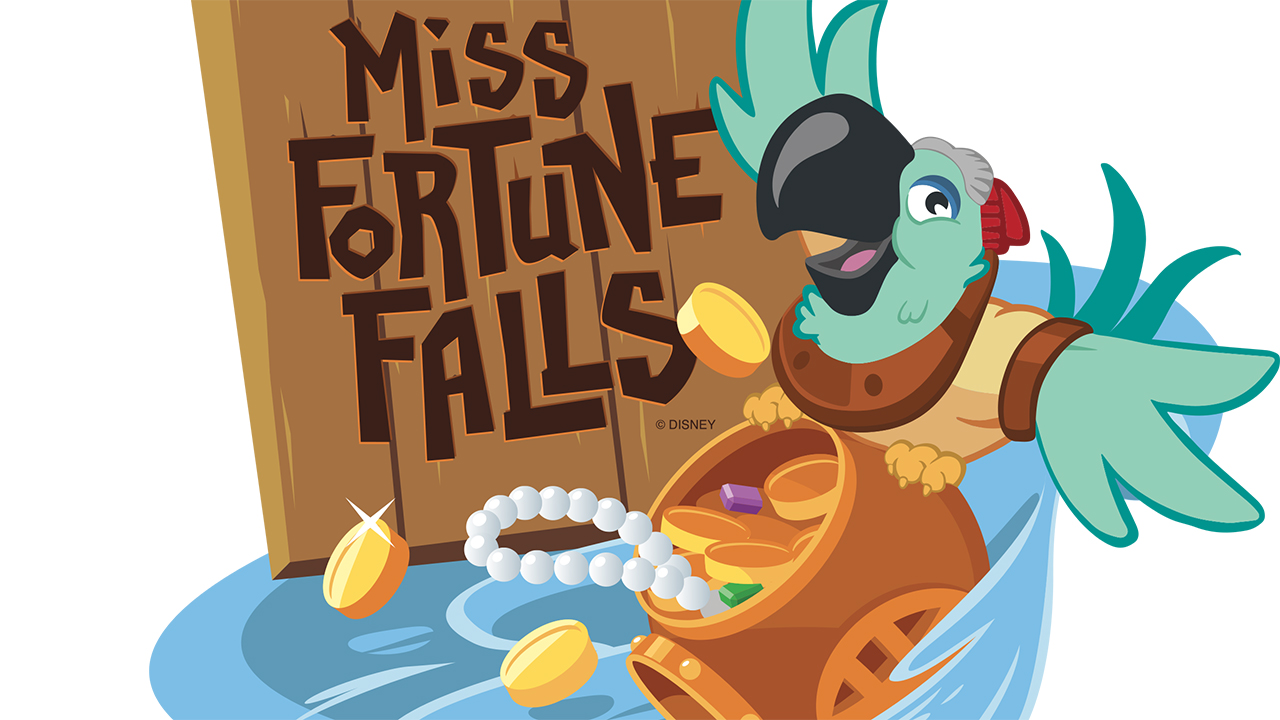 """""""Miss Fortune Falls"""" Coming To Typhoon Lagoon"""