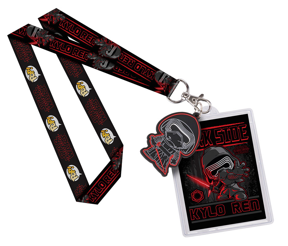 Marvel & Star Wars Pop Lanyards Coming Soon