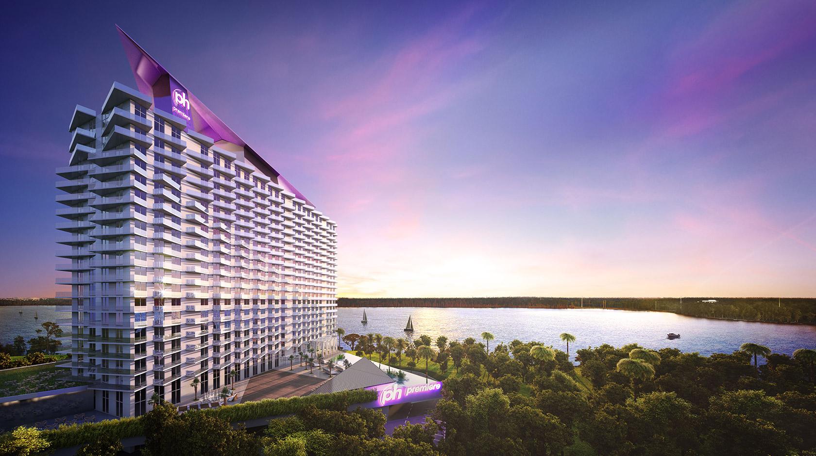 More Planet Hollywood Resort Details Revealed